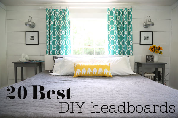 Best Headboards Interesting Diy Headboard Review