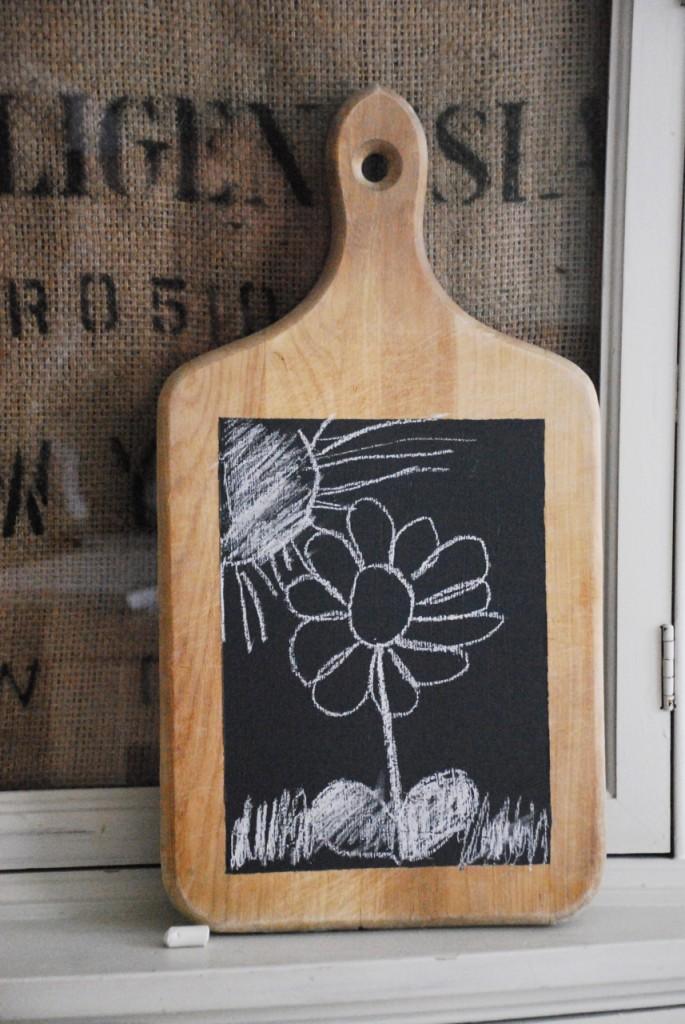 Chalkboard Cutting Board