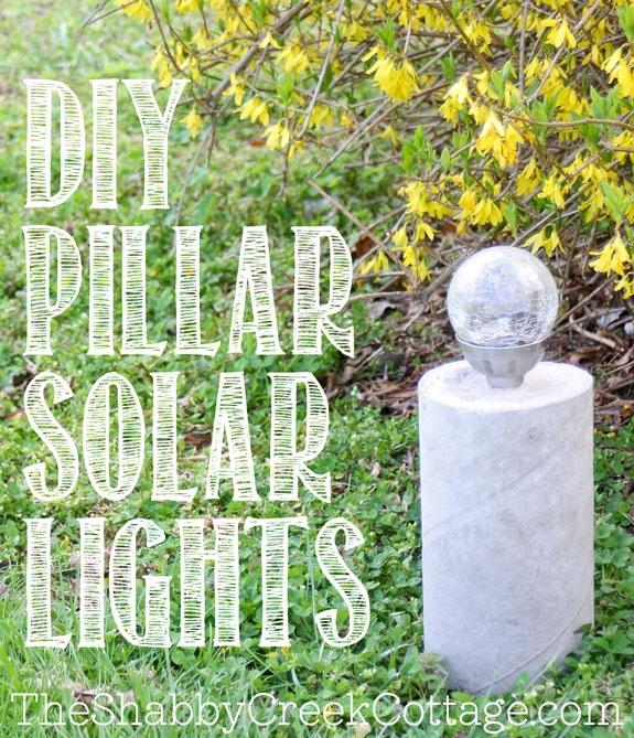 Solar Outdoor Lights Reviews : Diy Solar Outdoor Lighting Ideas  2017  2018 Best Cars Reviews