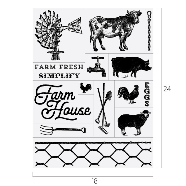 How To Make Farmhouse Kitchen Towels In Only 5 Minutes