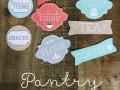 print and cut pantry labels