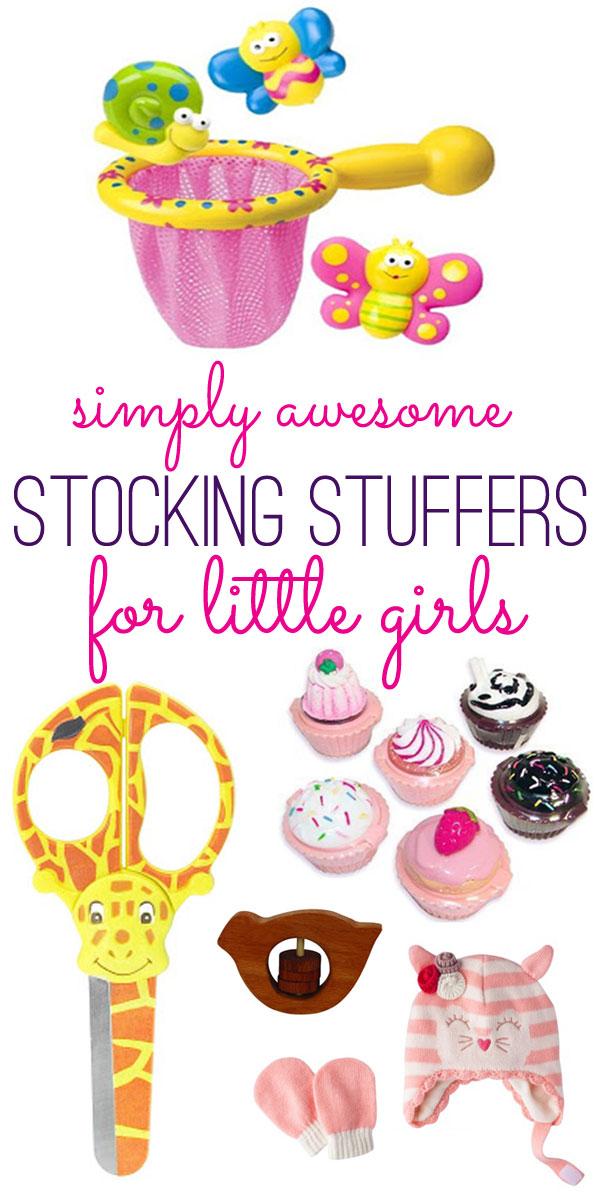 stocking stuffers for little girls