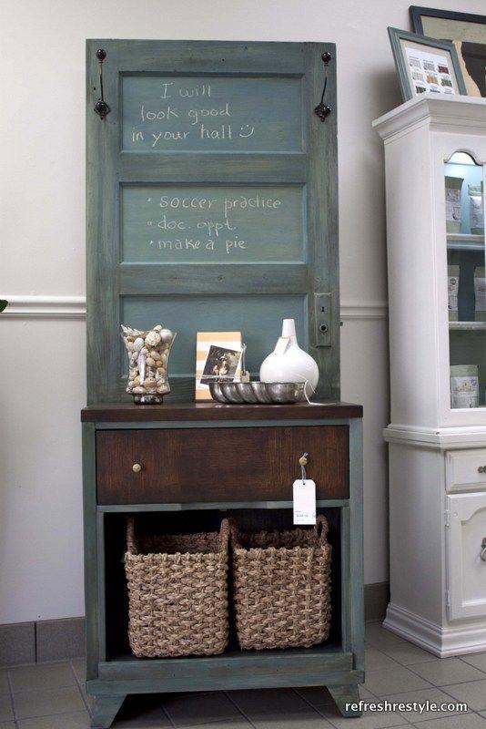 Door Idea Gallery: 20 Ways To Use Old Doors