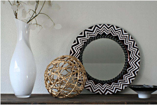 easy mirror idea