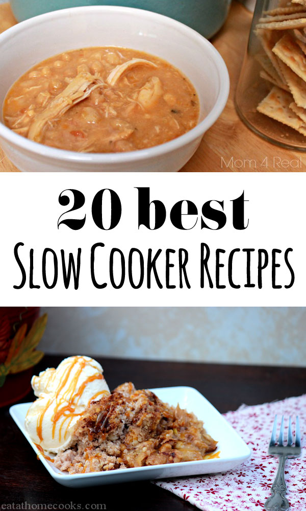 20 best slow cooker recipes