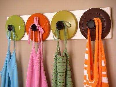 Pot Lid Hanging Rack