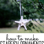 how to make starfish ornaments