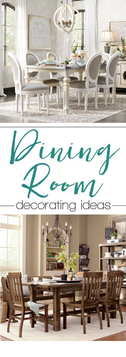 beautiful dining room decorating ideas