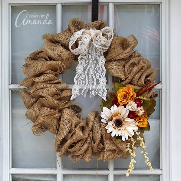 Great Ways To Use Burlap In Home Decor: The Best Source For Home Decor Projects