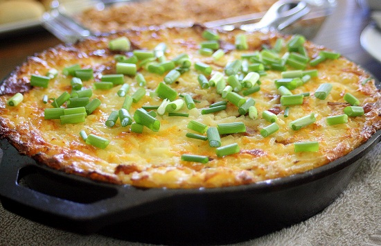 Loaded Potato Casserole