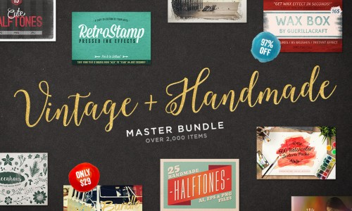 Great deals on amazing fonts!