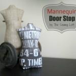 DIY door stop