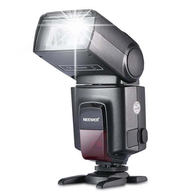 Want better interior photographs? Use an external flash. The results are stunning!