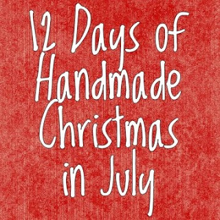 Day 3 – 12 Days of Handmade Christmas in July
