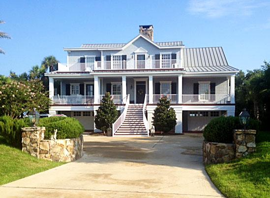 House Stalking Beach Houses