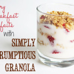 easy granola recipe via The Shabby Creek Cottage