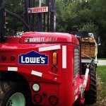 lumber from lowe's