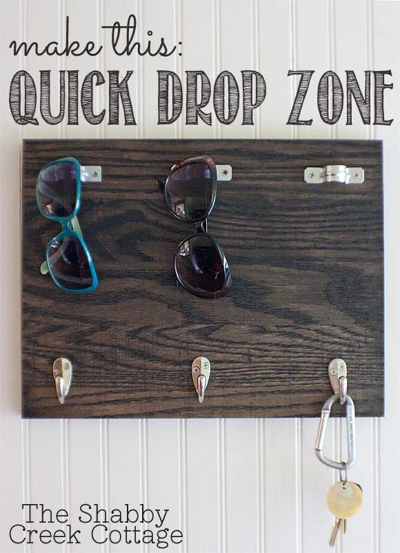 Make this: Quick Drop Zone
