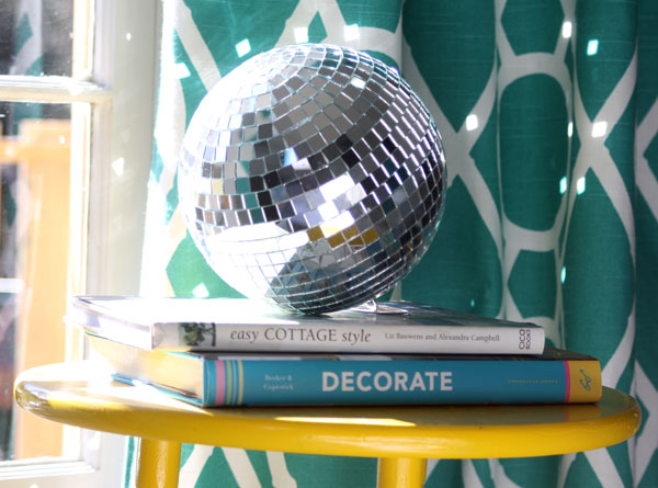 Shabby Creek Disco Ball