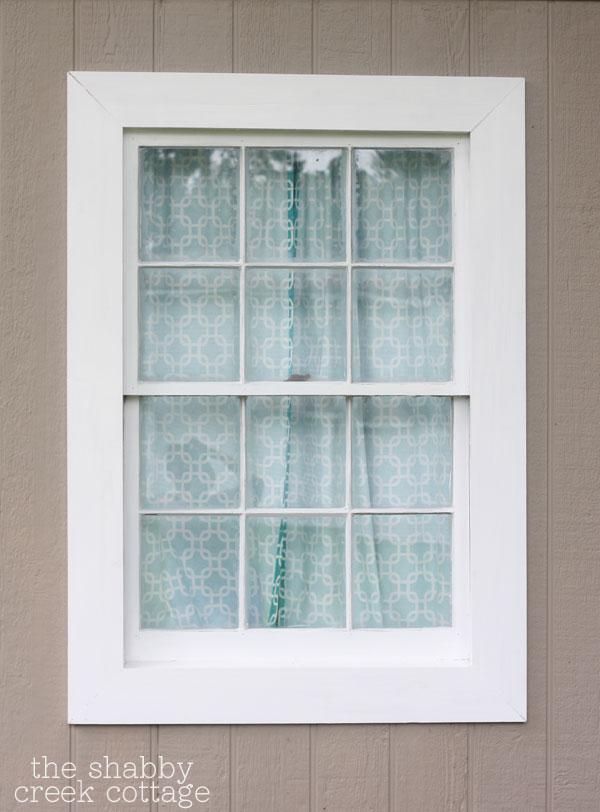Window Makeover