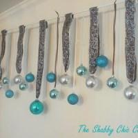 Blue (and chocolate) Christmas