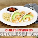 Chili's Spicy Grilled Shrimp Tacos Recipe