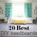 20 best DIY headboards