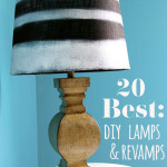 DIY Lamp & Makeover