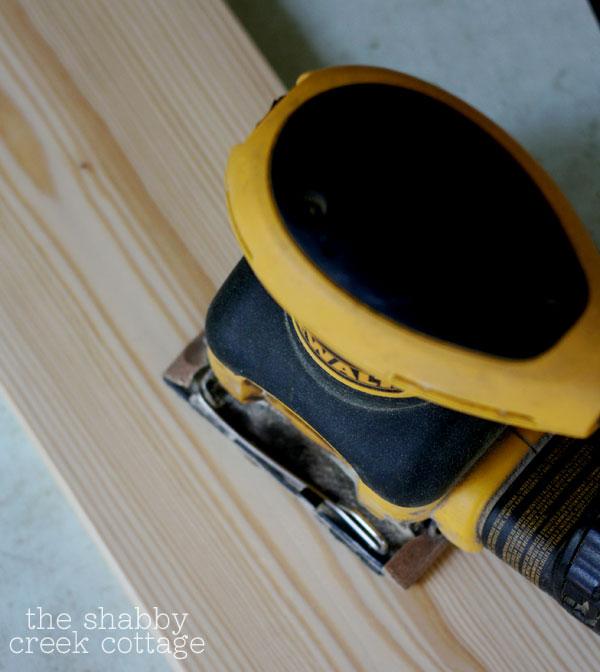 DIY wood counters