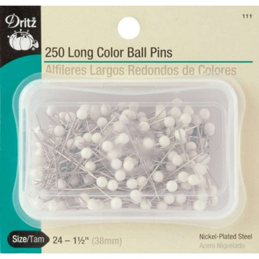 ball pins