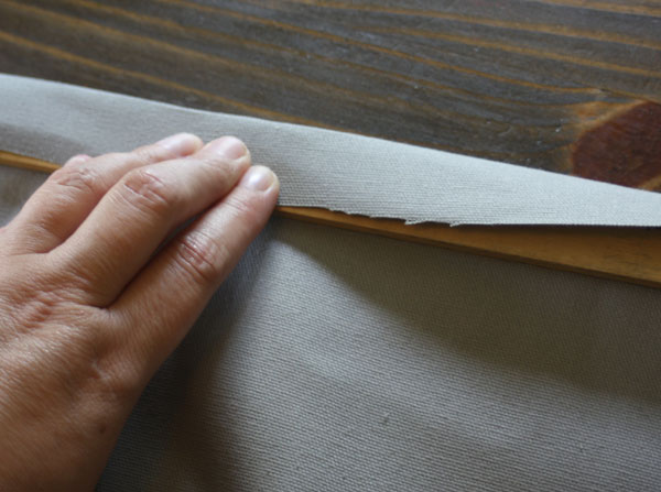 easy hemming trick