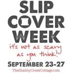 slip cover week