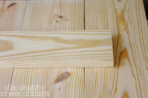 how to make a cheap countertop