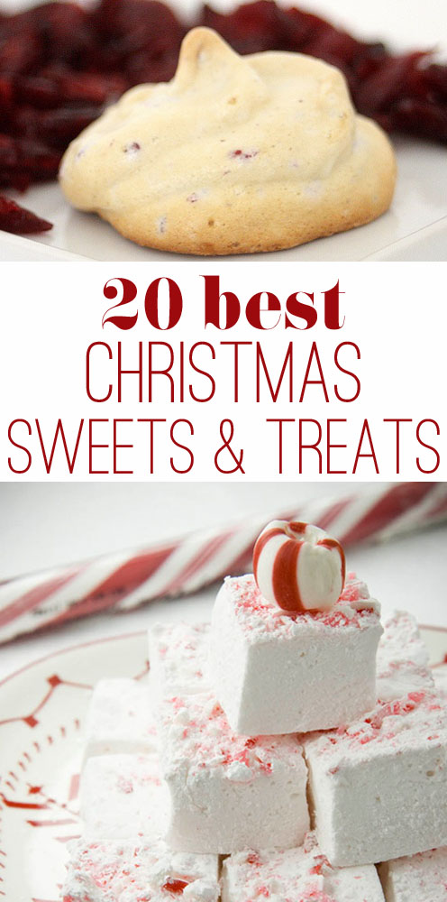 20 Best Christmas Cookies and Candy ideas