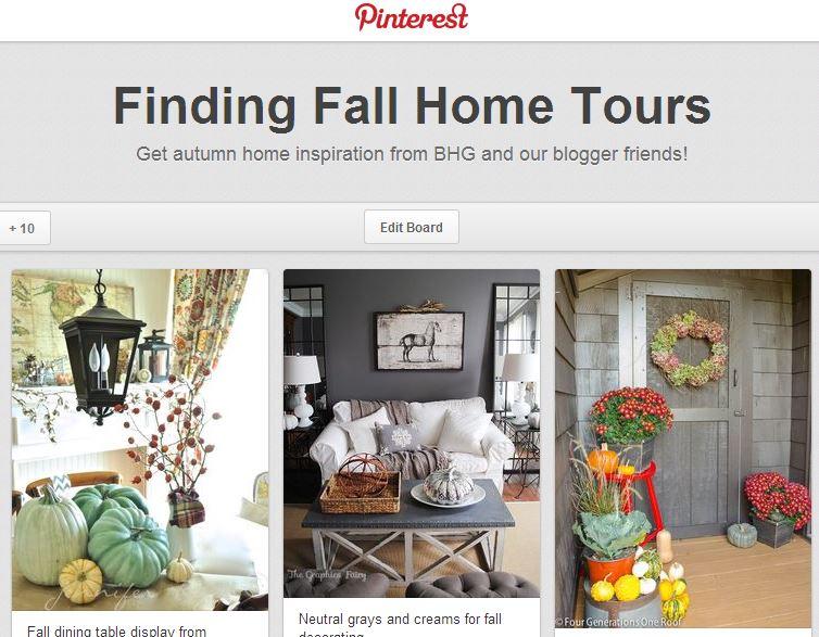 Finding Fall Board