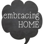 embracing home