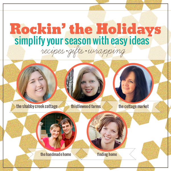Rockin' the holidays: simplifying  your holiday season