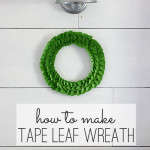 tape-leaf-wreath