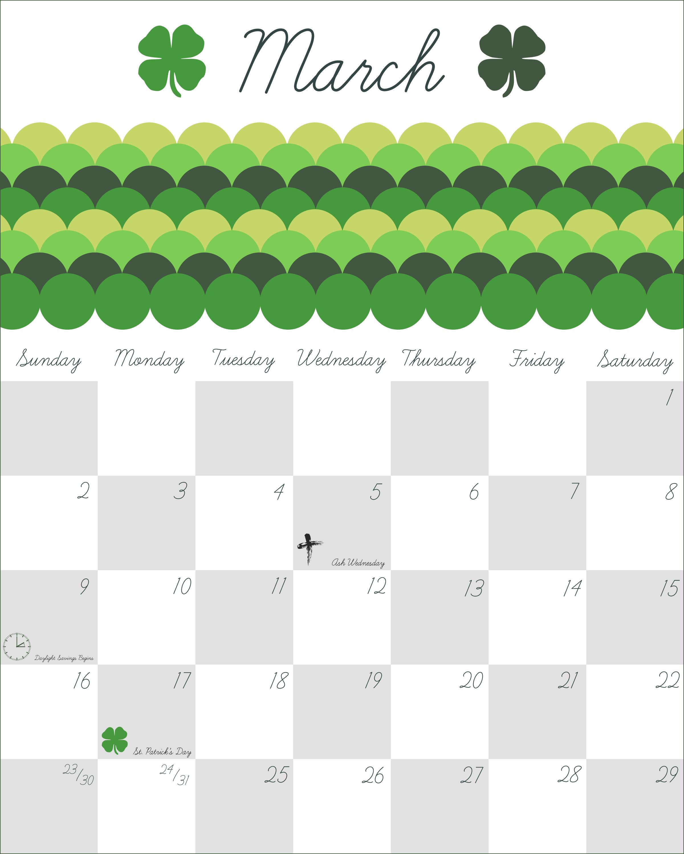 April Calendar 2014 With Holidays