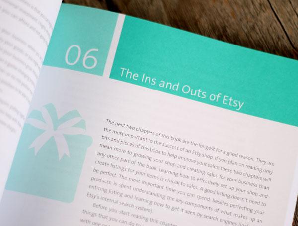 Gina Luker's Etsy Book