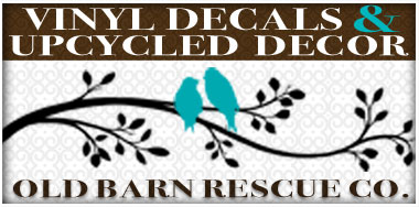 Vinyl Decals and Handmade Decor
