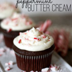 peppermint butter cream