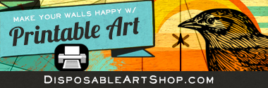 printable art shop