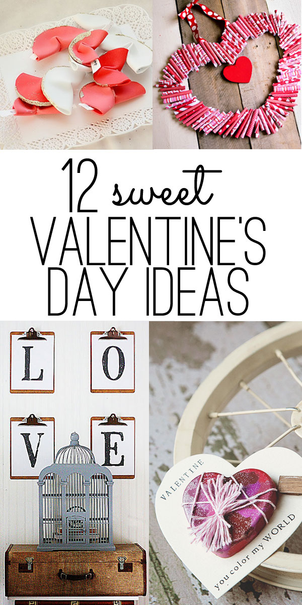 12 easy Valentines Day ideas