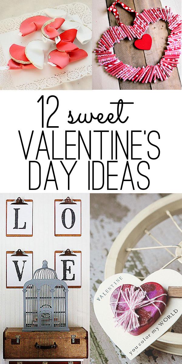 12 easy Valentines Day ideas