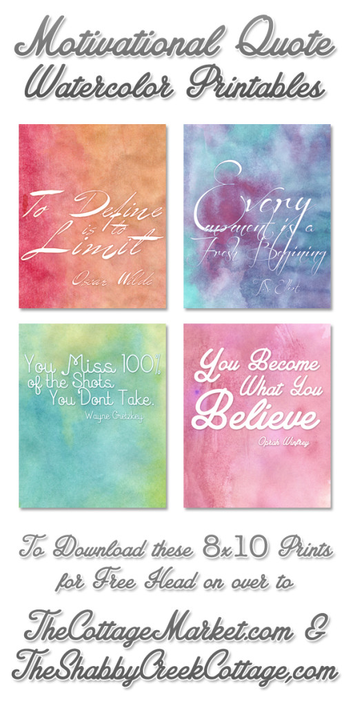 movtivational quotes printables