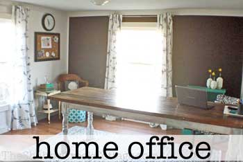 shabby creek cottage office