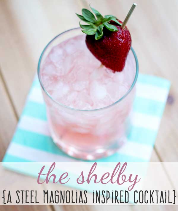 the shelby cocktail