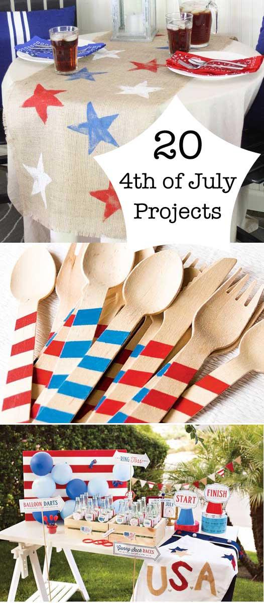 20 fun 4th of July Ideas
