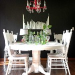 dining room makeover by Gina Luker